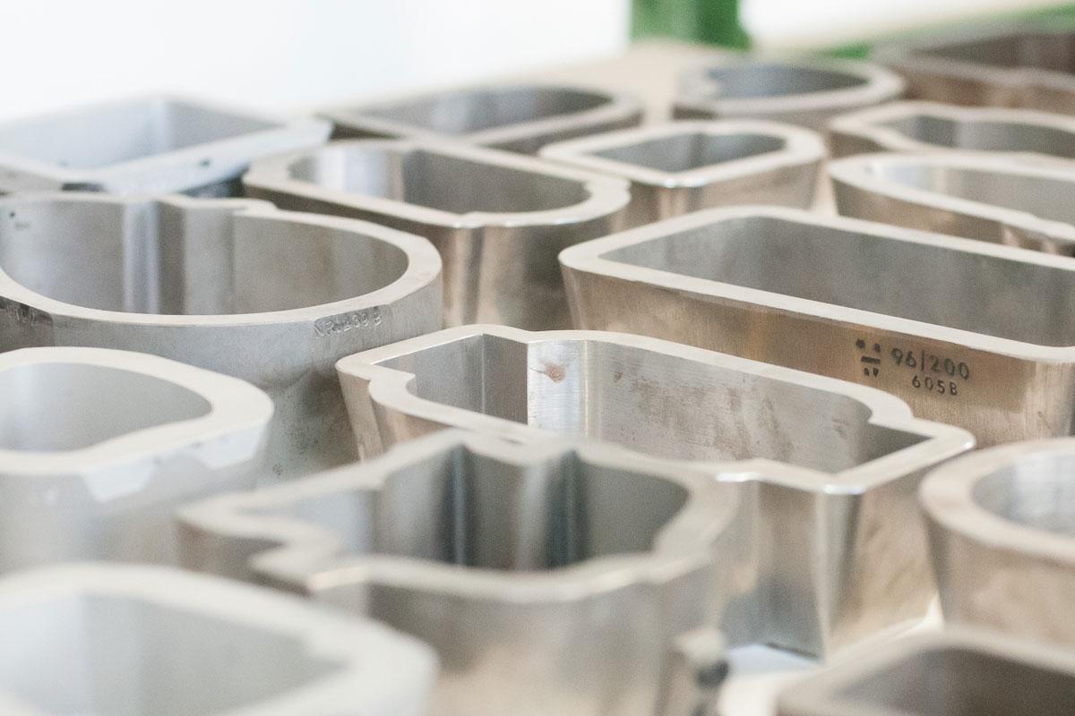 Kunststoffetiketten Weiterverarbeitung - Stanzformen